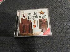 CASTLE EXPLORER GAME PC SOFTWARE CD ROM WINDOWS DISC COMPLETE