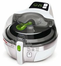 Tefal ah900240 Actifry Famiy Low Fat Elettrico Friggitrice 1.5kg Bianco-Nuovissimo