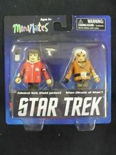 Star Trek Legacy Minimates Series 1 Captain Admiral Kirk & Khan Star Trek II
