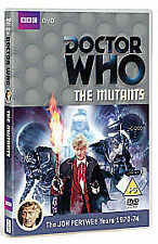 Doctor Who - The Mutants (DVD, 2011, 2-Disc Set)