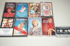 Lot of 4 Christmas Tradition, Country Christmas, Down Home,  Cassette Tape