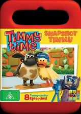 Timmy Time - Snapshot Timmy (DVD, 2009)