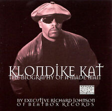 The Biography of a Made Man [PA] by Klondike Kat (CD, Nov-1999, Beat Box Records