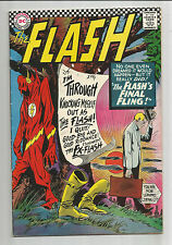 """FLASH #159: Silver Age Grade 6.0 CLassic """"The Flash's Final Fling""""!!"""