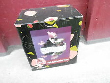 1999 NRFB Pink Panther Mini Tea SEt by Vandor (NBS8)