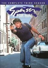 Spenser: For Hire: The Complete Third Season 3 (DVD, 5 Discs) Ships FIRST CLASS!
