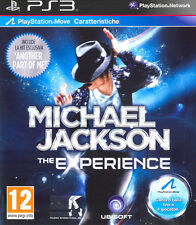 Michael Jackson The Experience D1 Ver. PS3 Playstation 3 IT IMPORT UBISOFT