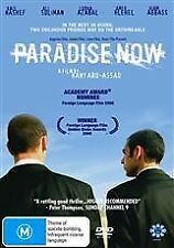 PARADISE NOW DVD MOVIE BRAND NEW SEALED FREE POST!