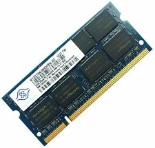 2GB (1x2GB) DDR2-800 PC2-6400 portable (sodimm) mémoire ram 200-pin