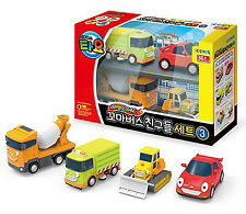 TAYO the Little Bus Special Friends Mini 4 Cars C Set Toy Characters Kids Gift