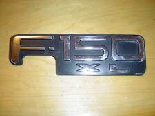 97 98 99 00 01 02 03 FORD F150 XL FENDER TRIM BADGE STICKER LOGO PLATE DECAL TAG