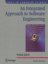 An Integrated Approach to Software Engineering by Pankaj Jalote (2005,...