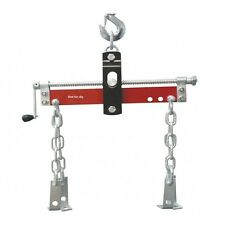 1500LB 750KG HEAVY DUTY ENGINE CRANE HOIST LIFT LEVELLER CHAIN GARAGE LEVELER
