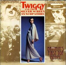 TWIGGY AND THE SILVER SCREEN SYNCOPATORS (NEW SEALED CD)