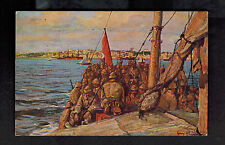 1916 WW1 Germany Picture Postcard Cover Turkish Soldiers At Gallipoli