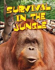 Survival in the Jungle (Crabtree Connections)