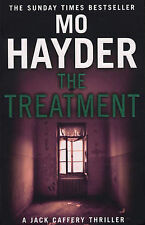 Mo Hayder The Treatment Very Good Book