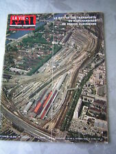 vie du rail 1974 1443 MONTLAUR MILLAU BRICON SURESNES ROSNY SUR SEINE ARGENTEUIL