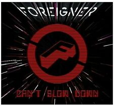 2 CD + DVD * Foreigner ** can 't slow down (SPECIAL Digipak - 38 tracks) *** NUOVO di zecca & OVP!