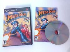 Megaman Anniversary Collection PS2 Complet