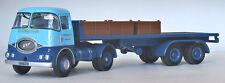 36801 EFE ERF KV Articulated Flatbed Lorry Showerings Ltd Somerset 1:76 Diecast