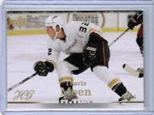 07/08 UD SERIES 2 TRAVIS MOEN #323 HIGH GLOSS PARALLEL /10 ANAHEIM DUCKS