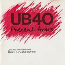 UB40 CD Present Arms - England (EX/EX+)