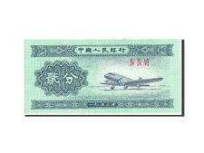 [#42186] Chine, Peoples Bank of China, 2 Fen 1953, Pick 861b