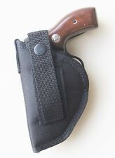 "Ambidextrous Belt Holster for S&W 36, 37, Ladysmith &  2"" 5 shot 38 Revolver"