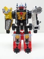 Power Rangers Operation Overdrive 2007 DRIVEMAX MEGAZORD Action Figure Sized