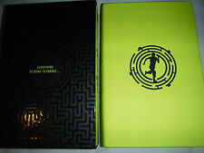 ***SIGNED LTD UK SET*** The Maze Runner & Scorch Trials James Dashner (Sealed)