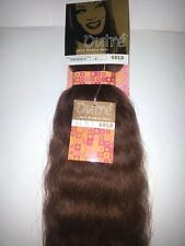 """100% HUMAN HAIR SUPER WAVE WEAVING; OUTRE GOLD;20""""#30;WAVY; WEFT"""