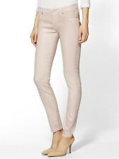 NWT Hudson Jeans 30 in. KRISTA SKINNY WAXED JEANS Petal Pink Mid Rise $198