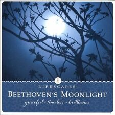 Beethoven's Moonlight (CD, 2006, Lifescapes Music) new in shrink wrap