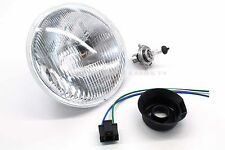 New Glass Headlight H4 Upgrade Many Honda CX CB GL 500-1100 Lamp (See Notes)#L73
