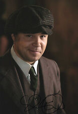 Stephen Graham, Al Capone, Boardwalk Empire, signed 12x8 inch photo. COA. Proof.