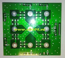 PCB for 8 position antenna switch