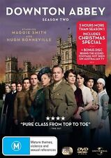 Downton Abbey : Season 2 [ 6 DVD Set ] NEW & SEALED, Region4, Fast Post...7345