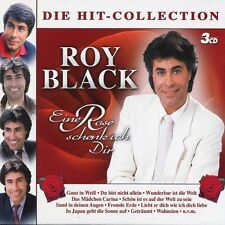 "ROY BLACK ""EINE ROSE..-DIE HIT COLLECTION"" 3 CD BOX NEU"