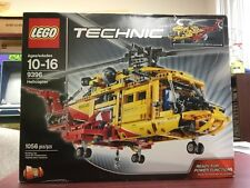 Lego Technic Rescue Helicopter 9396 New