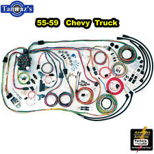 55-59 Truck Classic Update Series Complete Body & Interior Wiring Harness Kit