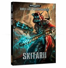 CODEX SKITARII - WARHAMMER 40K - ADEPTUS MECHANICUS - SENT FIRST CLASS!