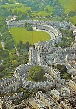 B88748 bath showing the royal crescent and the circus   uk