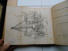 RARE Antique 1859 Our Engines of War How We Got to Make them Capt Jervis White