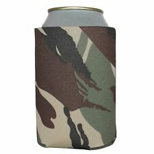 12 Camo Can Koozie Blank Beer coolers 12 oz Wedding