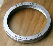 Zeiss Ikon adapter ring EI52 female  thread 1527 Germany E60 male