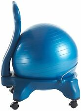Gaiam balance ball chair, gym, yoga | OCEAN