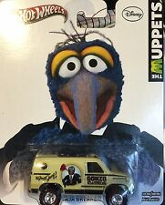 Hot Wheels 2012 1:64 Pop Culture Muppets Ser I GONZO BAJA BREAKER nip