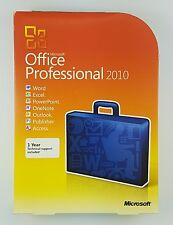 Office 2010 Professional Pro DVD Retail Box Vollversion Englisch 269-14670