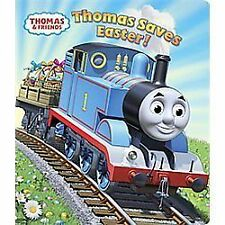 Thomas Saves Easter! (Thomas & Friends) (Glitter Board Book), Awdry, Rev. W., Go